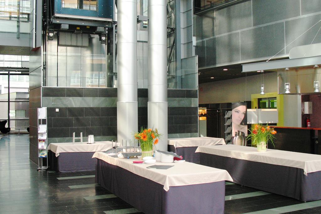 HTC Helsinki catering