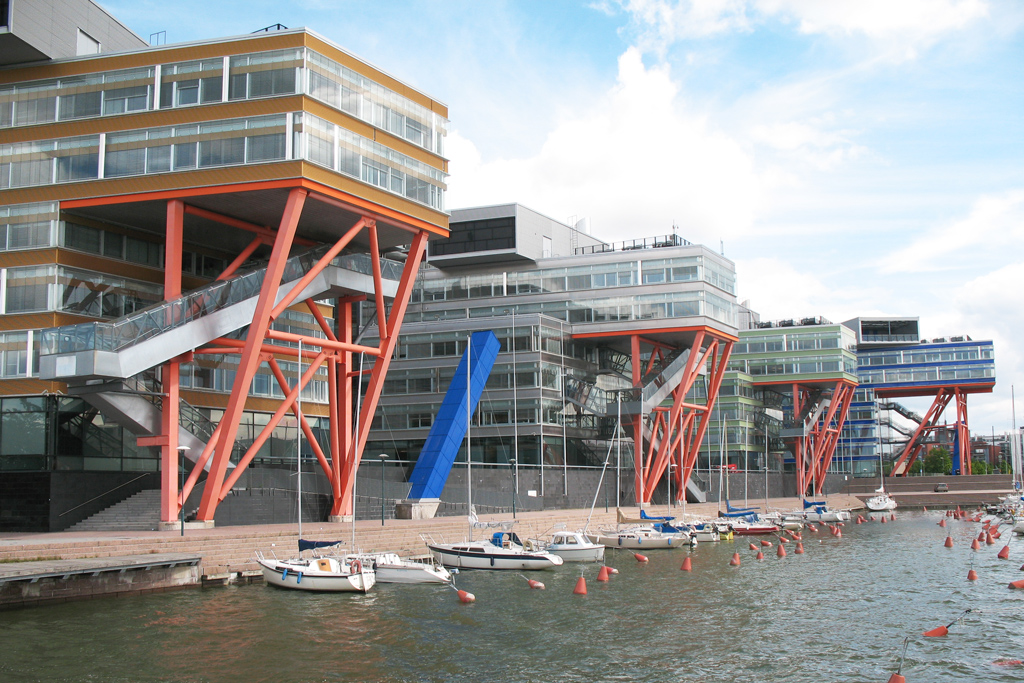 HTC Helsinki vapaat toimitilat Helsingissä